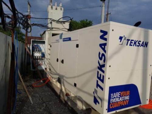 Дизельный генератор Teksan 240 кВт в Чеченской республике
