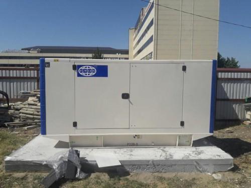 ДГУ 160 кВт для торгового центра в г. Грозный