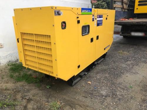 Две ДГУ 105 кВт и 340 кВт для водоканала в г. Сочи